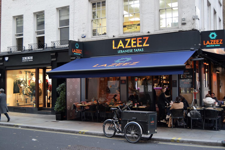 Lazeez Tapas Terrace