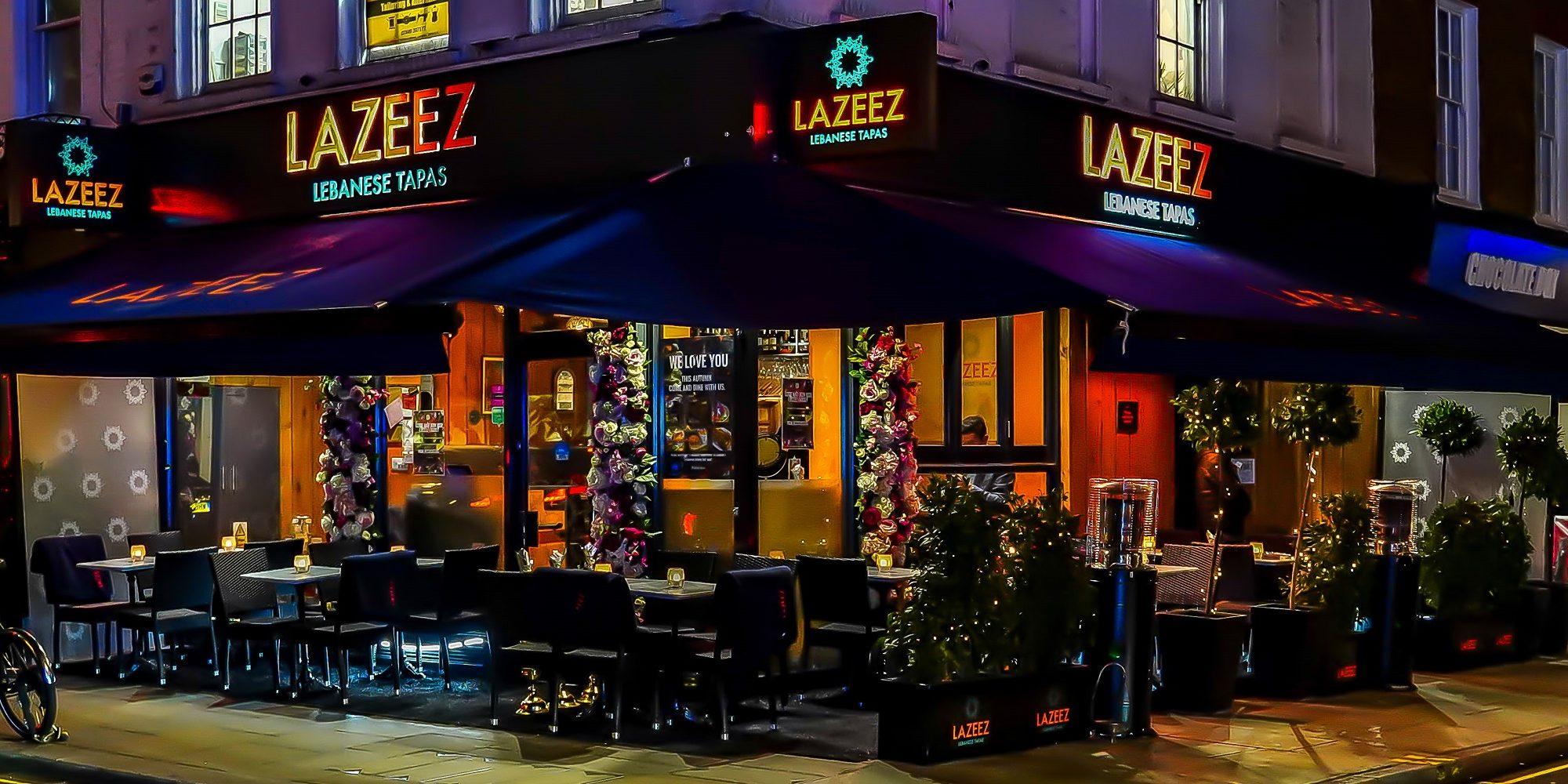 Lazeez Winter Terrace