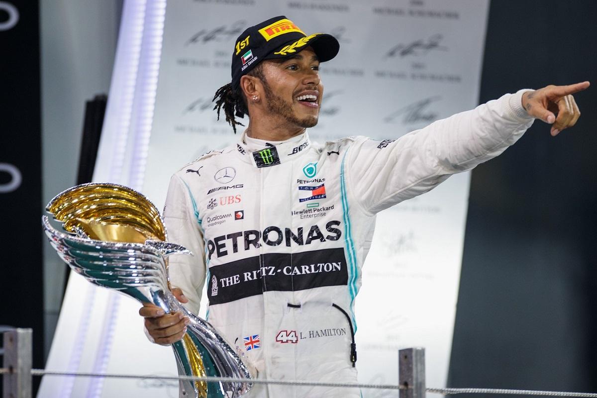 2019 Abu Dhabi Grand Prix
