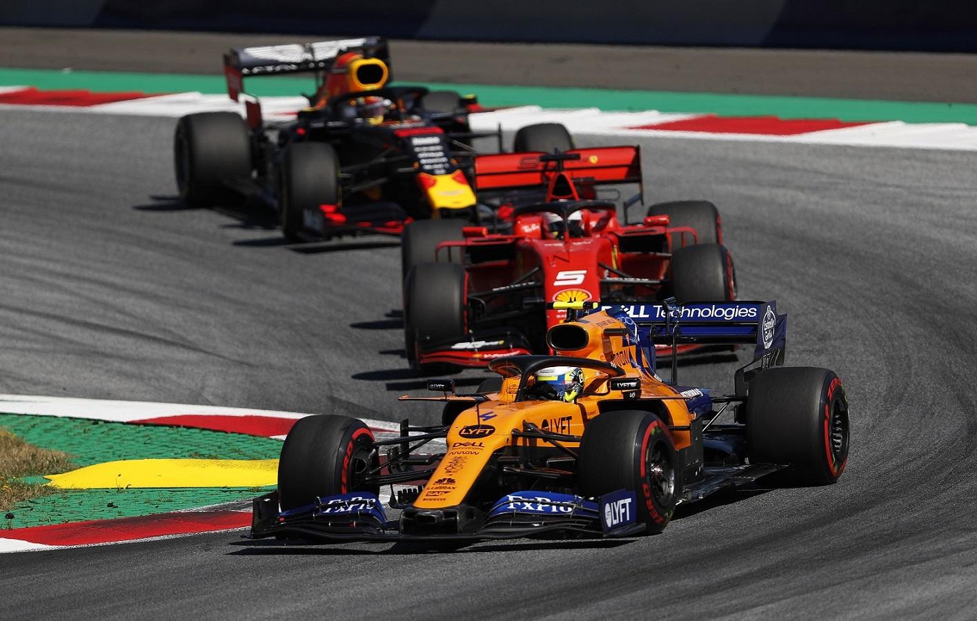 Formula 1 2019 Austrian Grand Prix