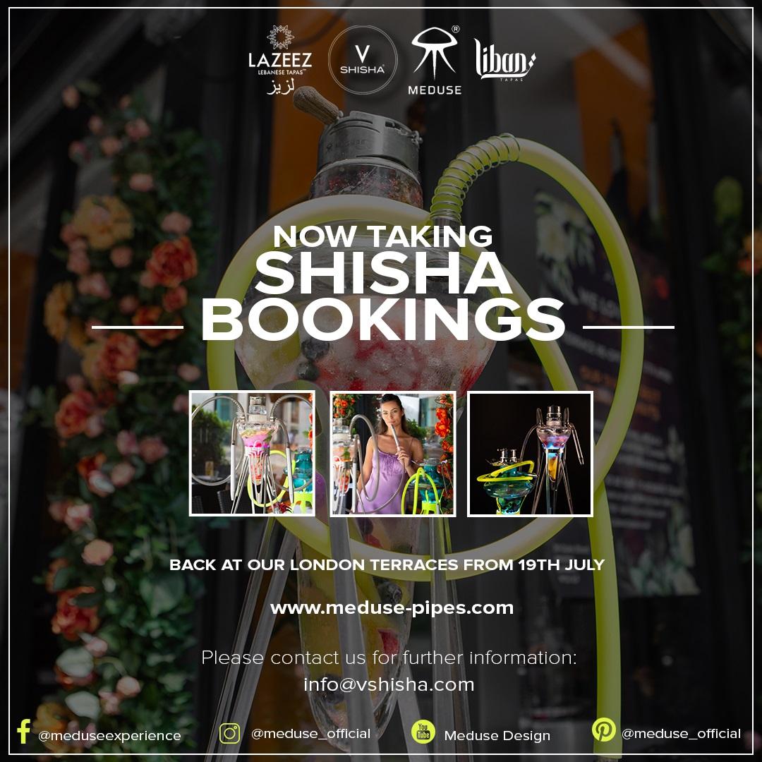 Shisha London Terraces